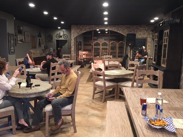 Bernies Backyard Wine Lounge