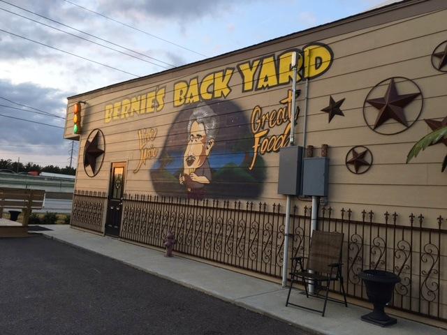 Bernies Backyard