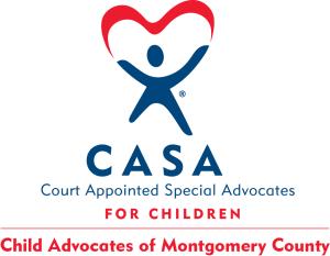 Logo CASA Child Advocates of Montgomery County, Inc.