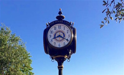 Rotary Club Clock Town Green Park