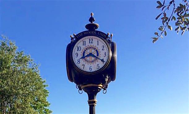 Rotary Club Clock Town Green Park