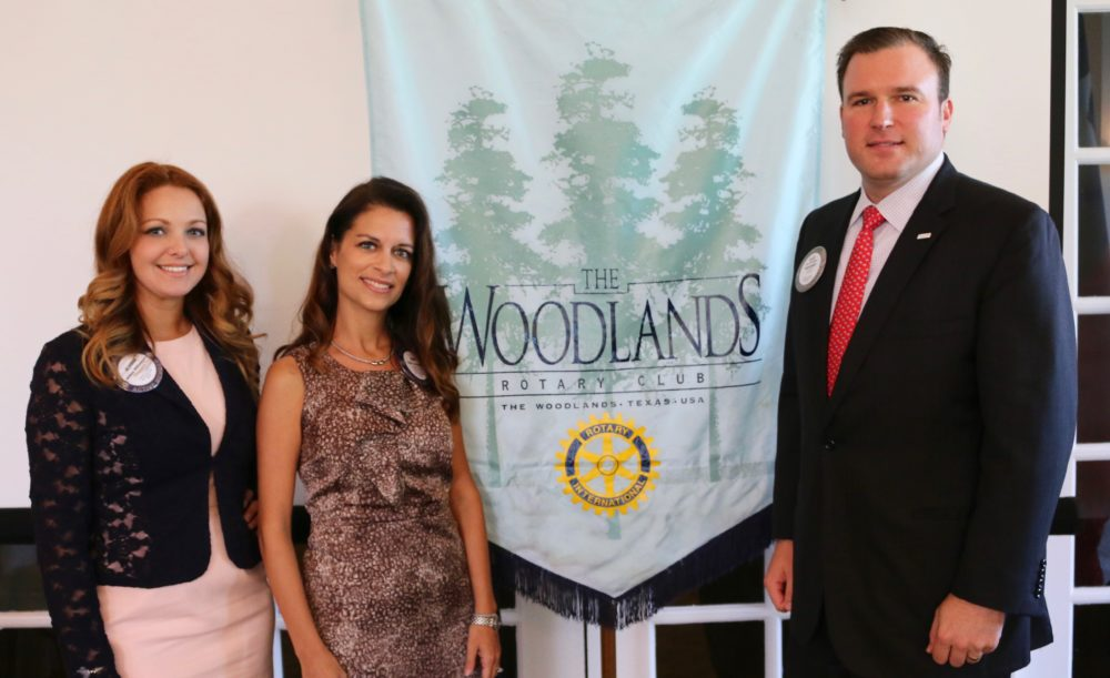 The Rotary Club of The Woodlands