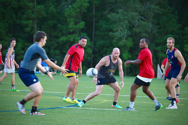 The Lone Star Rugby Club looks forward to playing in the state and national championships.