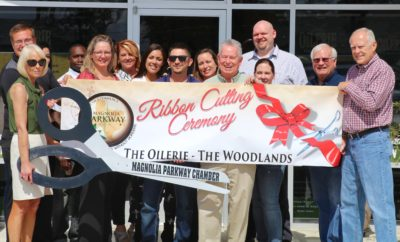 The Oilerie The Woodlands Open Ribbon Cutting