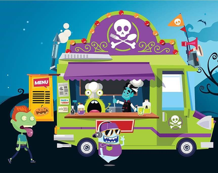 Truck or Treat Food Truck Festival & Ticket Giveaway