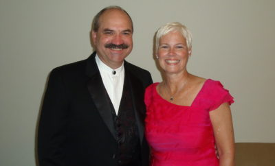 THE MCYS WOODLANDS BLUE & SILVER GALA TO HONOR LINDA & GREG FREEDE