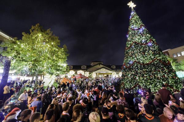Woodlands Market Street Christmas Tree 2020 Photos Market Street Tree Lighting Celebration | Hello Woodlands