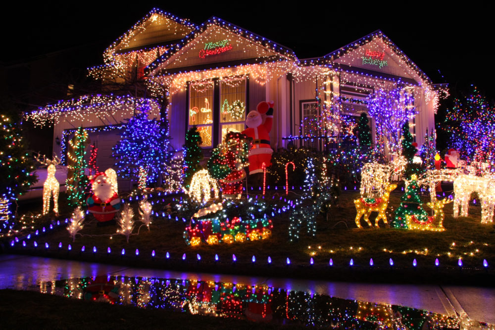 Gullo House Christmas Lights 2020 Guide to Christmas Lights in The Woodlands | Hello Woodlands