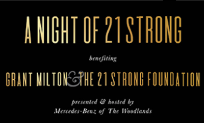 Night of 21 Strong Event
