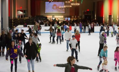 the woodlands ice rink closes january
