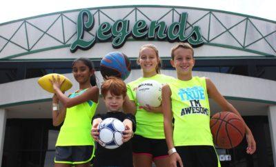 10 Year Anniversary Legends Sports Complex