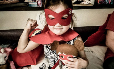 """HONOR THY HEART: UNBOWED, UNBENT, UNBROKEN,"" AMERICAN HEART ASSOCIATION HEART BALL TO CELEBRATE FOUR-YEAR-OLD HEART WARRIOR TEAGAN MCMAHON ON SATURDAY"