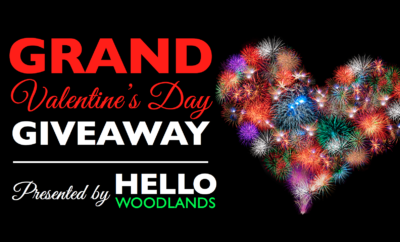 Hello Woodlands Valentines Day Giveaway