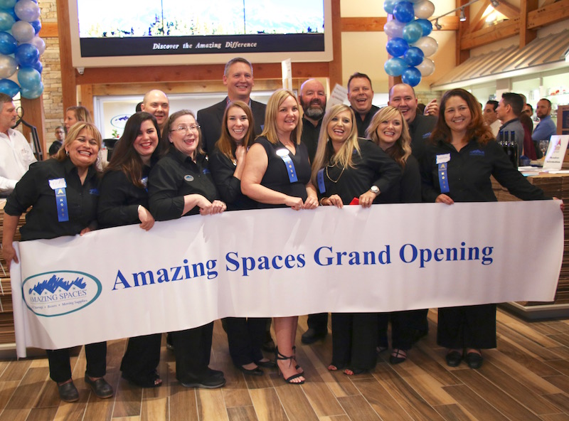 Amazing Spaces Grand Opening Benefits Texas Children's Hospital
