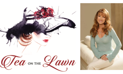 "Award-winning actress Jane Seymour will be guest speaker at ""Tea on the Lawn"" benefiting New Danville on April 28"