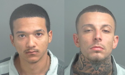 Aggravated Kidnapping Arrest Brandon Proctor of Conroe and Hancie Perez-Archila of Conroe