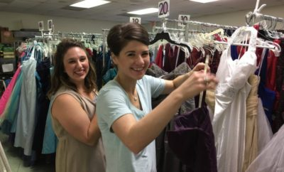 JUNIOR LEAGUE OF THE WOODLANDS PARTNERS WITH THE GIVING GOWN FOUNDATION TO HOST 2017 BOUTIQUE DAY