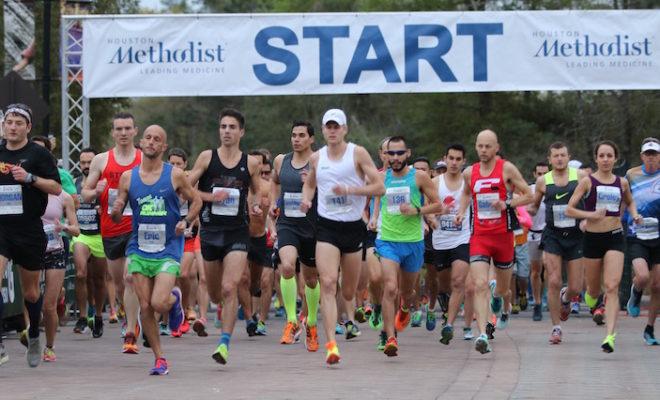 the woodlands marathon start 2017