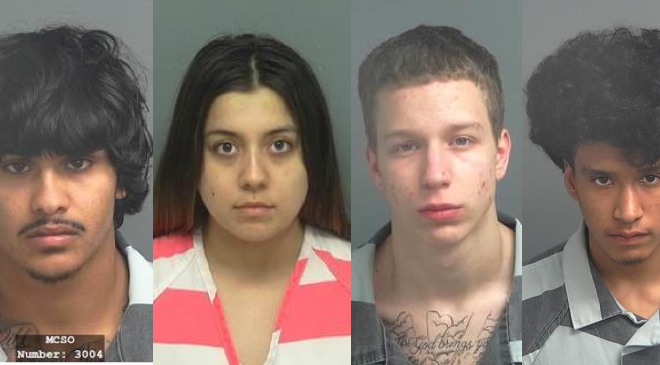 Suspects Linked to 18 Burglaries Arrested