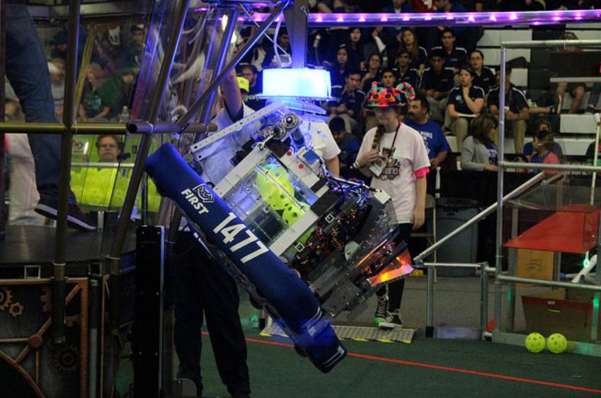 Texas Torque Robotics Team