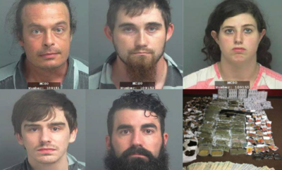 Multiple Arrested on Drug and Money Laundering Charges