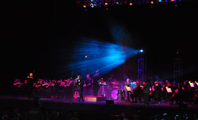 """Stairway to The Cynthia Woods Mitchell Pavilion"" with The Music of Led Zeppelin April 21"