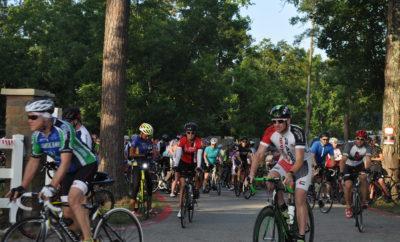burn your buns bike ride