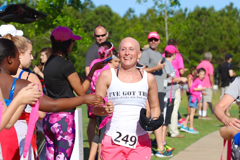the pink 5k