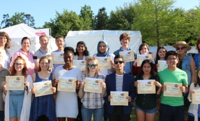 The Woodlands Arts Council Awards Scholarships to Student Artists