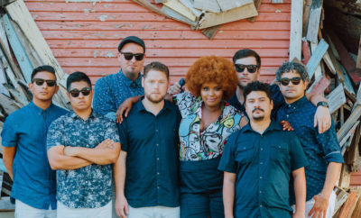 The Suffers Woodlands Pavilion