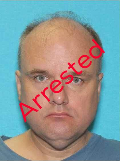 The Montgomery County Sheriff's Office has arrested Charles Glaze DOB 7-9-64 for the aggravated assault that occurred at the cemetery.