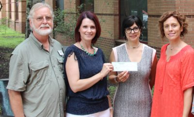 "John Cooper Faculty Gives Back To Support ""Because Art Matters"""