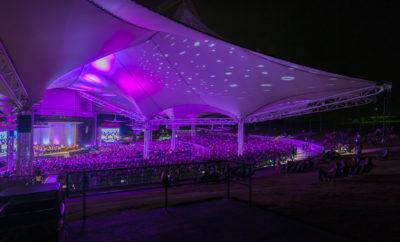 Pavilion Houston Symphony Woodlands