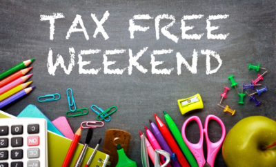 tax free weekend the woodlands