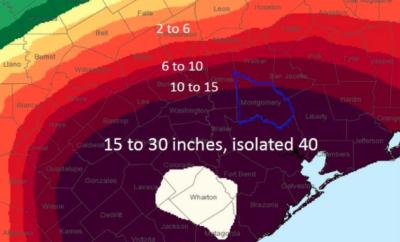 flood safety hurricane harvey