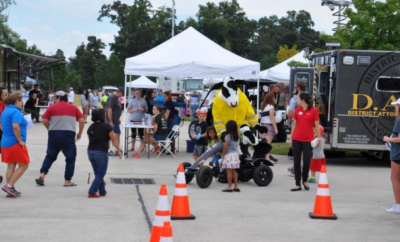 THE WOODLANDS, TEXAS – The Woodlands Township invites residents to learn more about safety while honoring the first responders of Hurricane Harvey at the Community Safety Expo: A Hometown Salute to Harvey Heroes & Volunteers on Saturday, September 23, 2017 from noon to 3 p.m. at the newly-renovated Northshore Park, 2505 Lake Woodlands Drive.