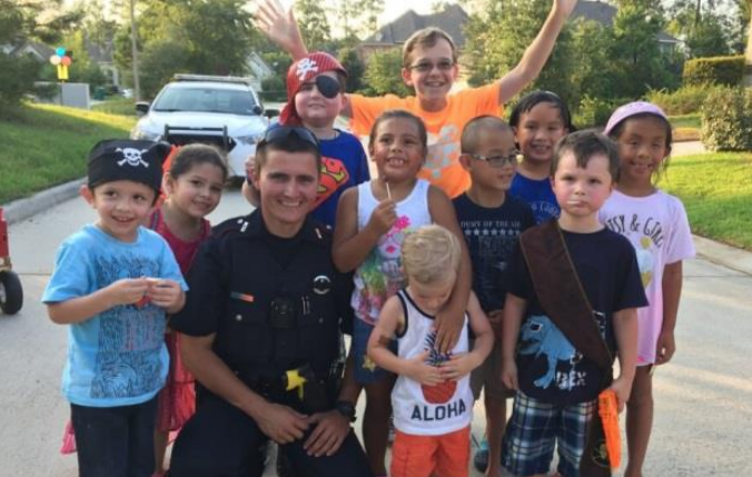 National Night Out in The Woodlands unites neighbors against crime