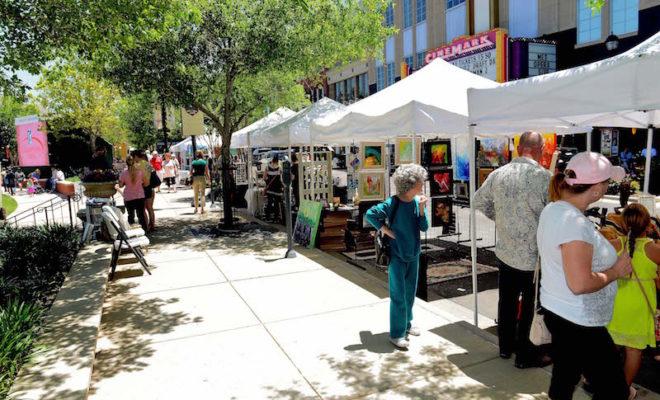Market Street Fall Arts Show