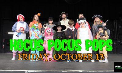Hocus Pocus Pops Woodlands Pavilion