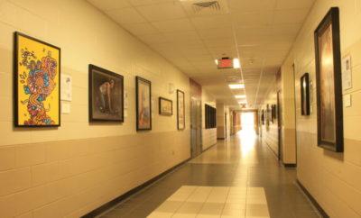 the woodlands high school art trust