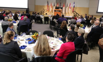 lone star college small business development center lunch salute the woodlands