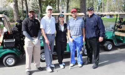 lone star college foundation golf tournament the woodlands