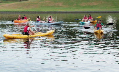 boat house open the woodlands new year