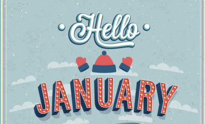 Hello january hello woodlands