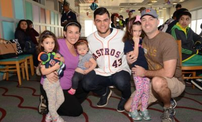 mlb astros caravan the woodlands