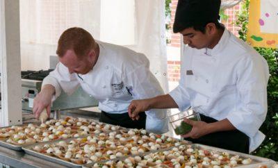 art of food the woodlands waterway arts festival