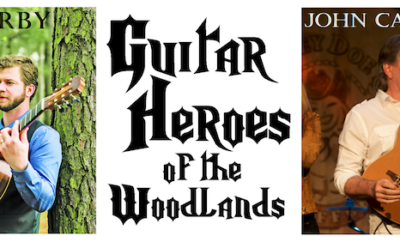 GuitarHeroes the woodlands symphony