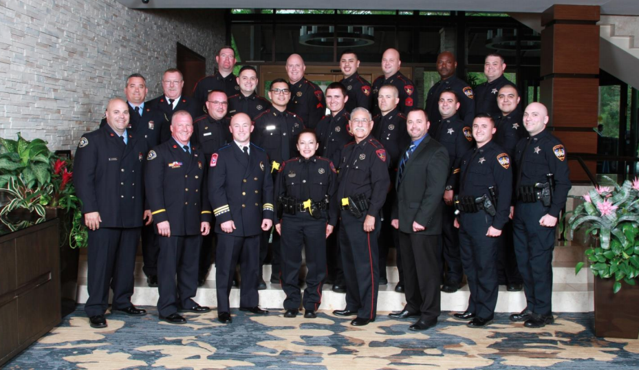 Township honors Public Safety Heroes March 2018