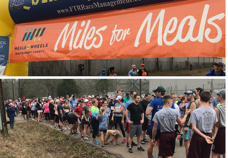 miles for meals montgomery county meals on wheels 5k