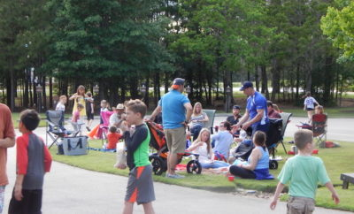 Woodforest Block Party